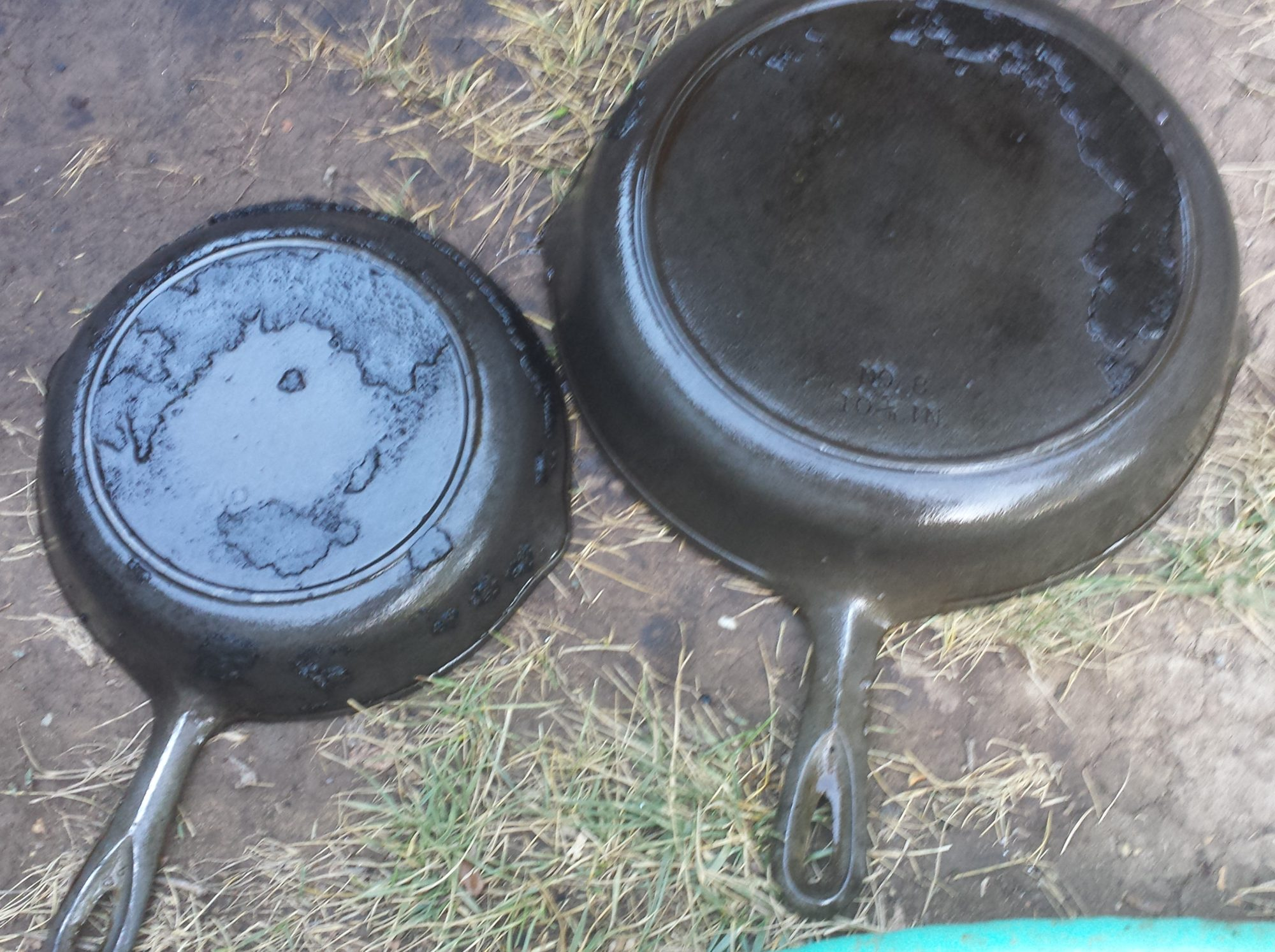 Cast Iron Cooking and Restoration